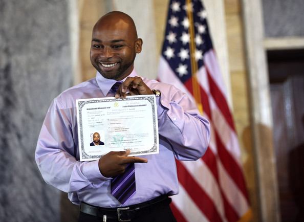 US Citizenship Test for Certificate