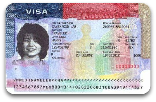 status at last entry on Nonimmigrant Visa
