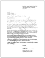 Letter From Family Of True Marriage from citizenpath.com