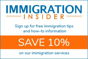 Immigration Insider Signup