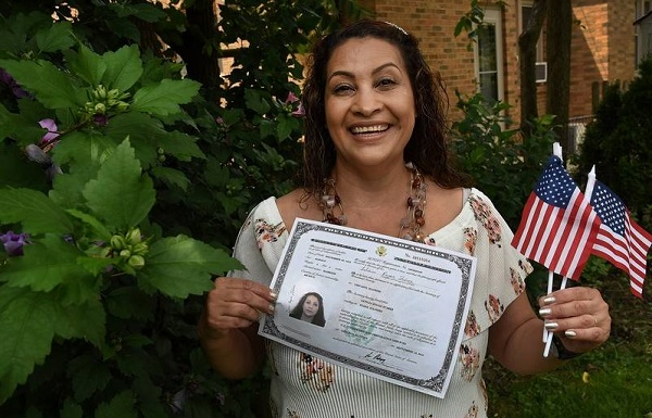 Certificate of Naturalization Replacement Process
