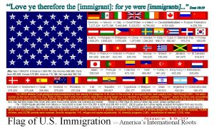 thank an immigrant on thanksgiving
