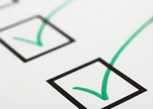naturalization interview checklist