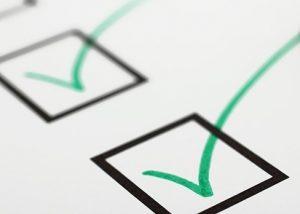 naturalization interview checklist
