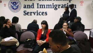 Naturalization Interview at uscis