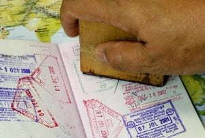 travel outside the u.s. after filing form n-400