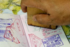 Travel Outside the U S  after Filing Form N-400 - CitizenPath