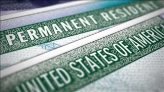 adjustment of status cost for green card