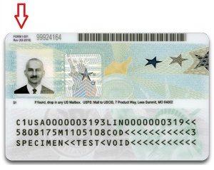 do green cards expire