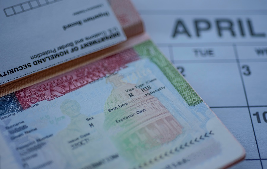 H-1B green card process
