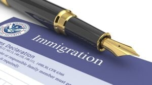 Immigration Papers