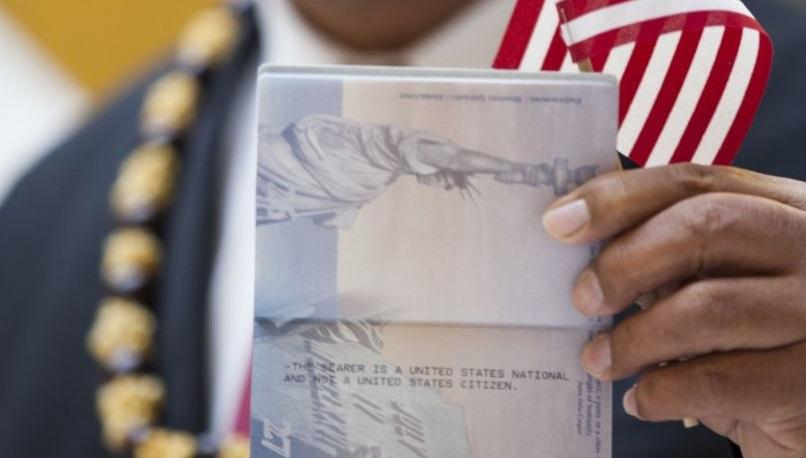 passport of us national