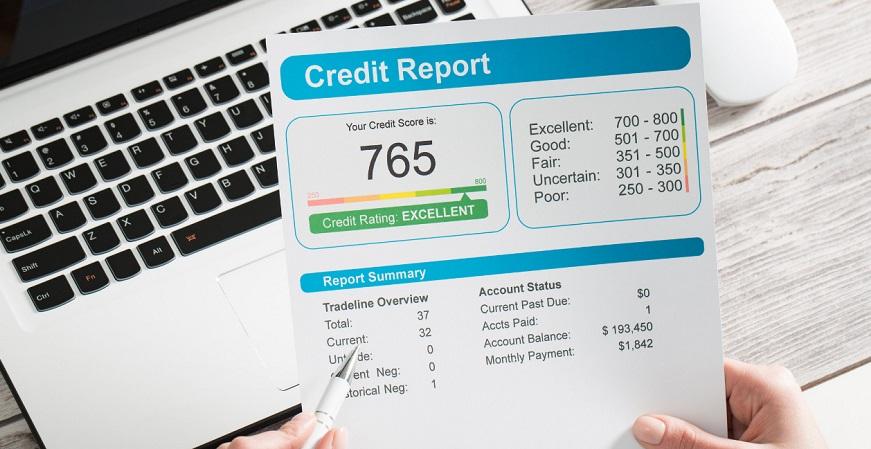 no credit report for form i-944