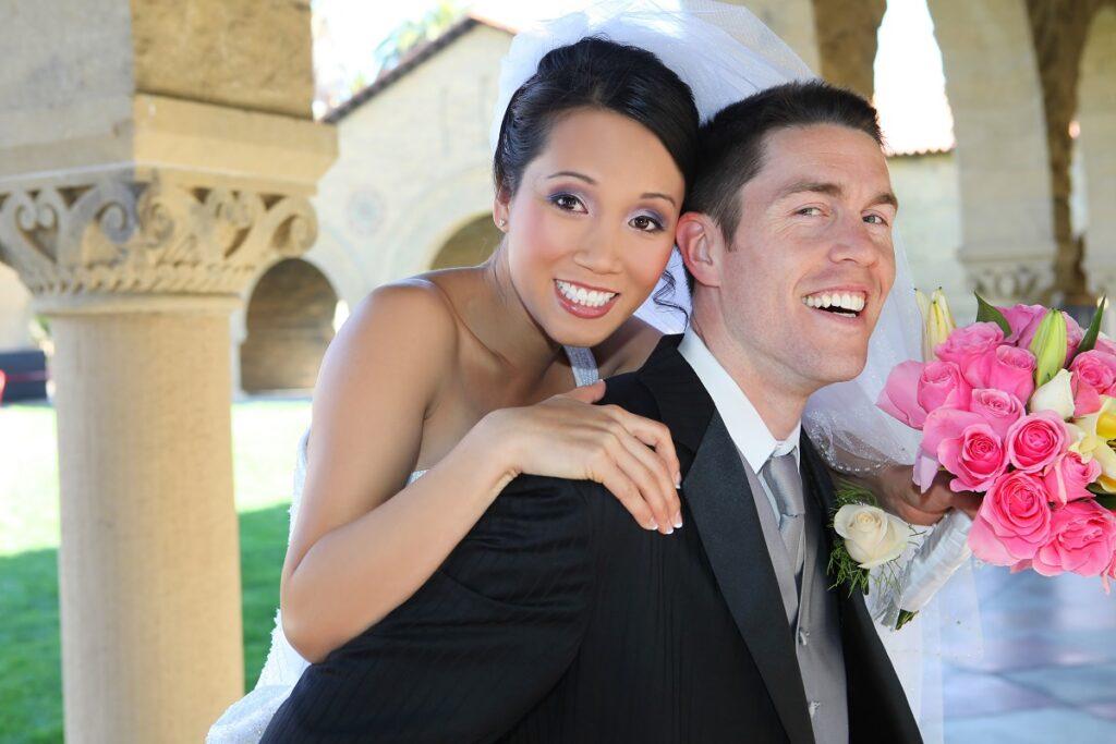 couple ready to prove a good faith marriage