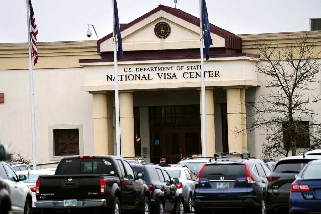 National Visa Center in Portsmouth, NH