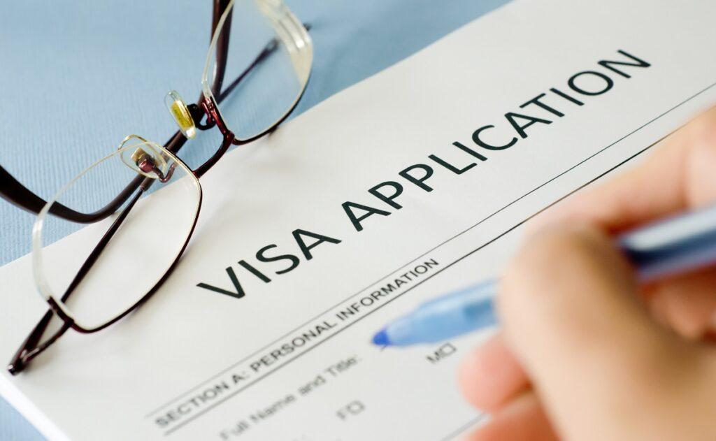 dual intent visa application