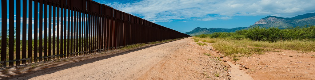 border security is one element of the differing immigration plans between presidential candidates