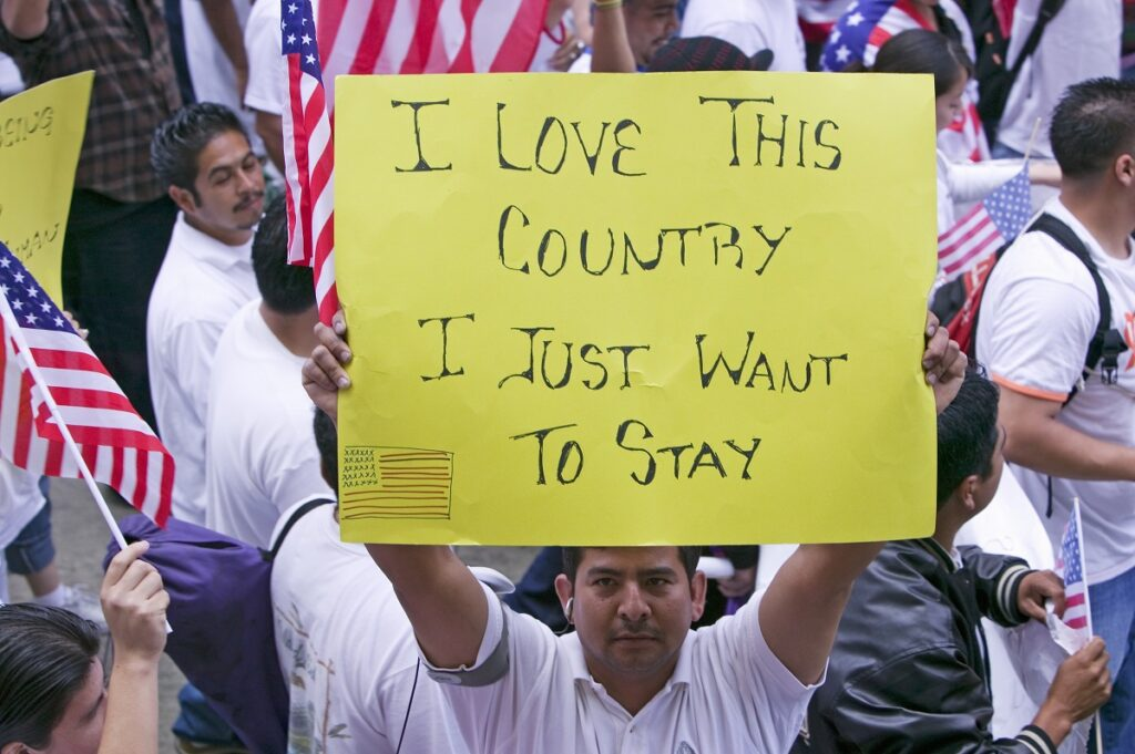 paths to legal status for undocumented immigrants
