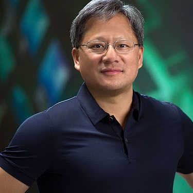 Jen Hsun Huang, Taiwanese American immigrant, one of several accomplished immigrant birthdays in February