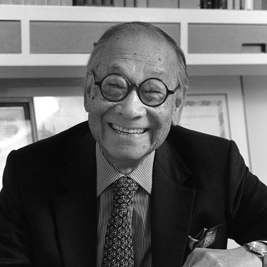 I.M. Pei, Chinese American immigrant