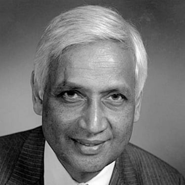 C Kumar Patel, Indian American immigrant