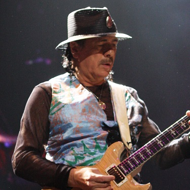 Carlos Santana, Mexican American immigrant
