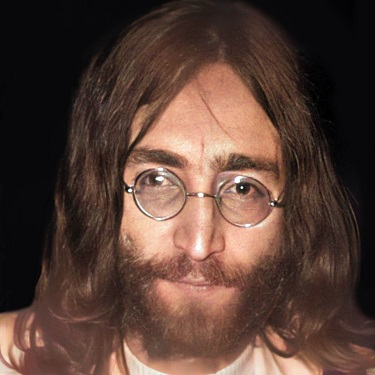 John Lennon, English American immigrant, one of several famous immigrant birthdays in October