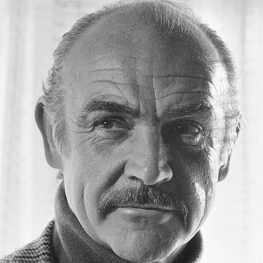 Sir Sean Connery, Scottish American immigrant