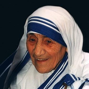 Mother Teresa, honorary US citizen