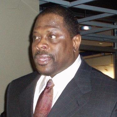 Patrick Ewing, Jamaican American immigrant