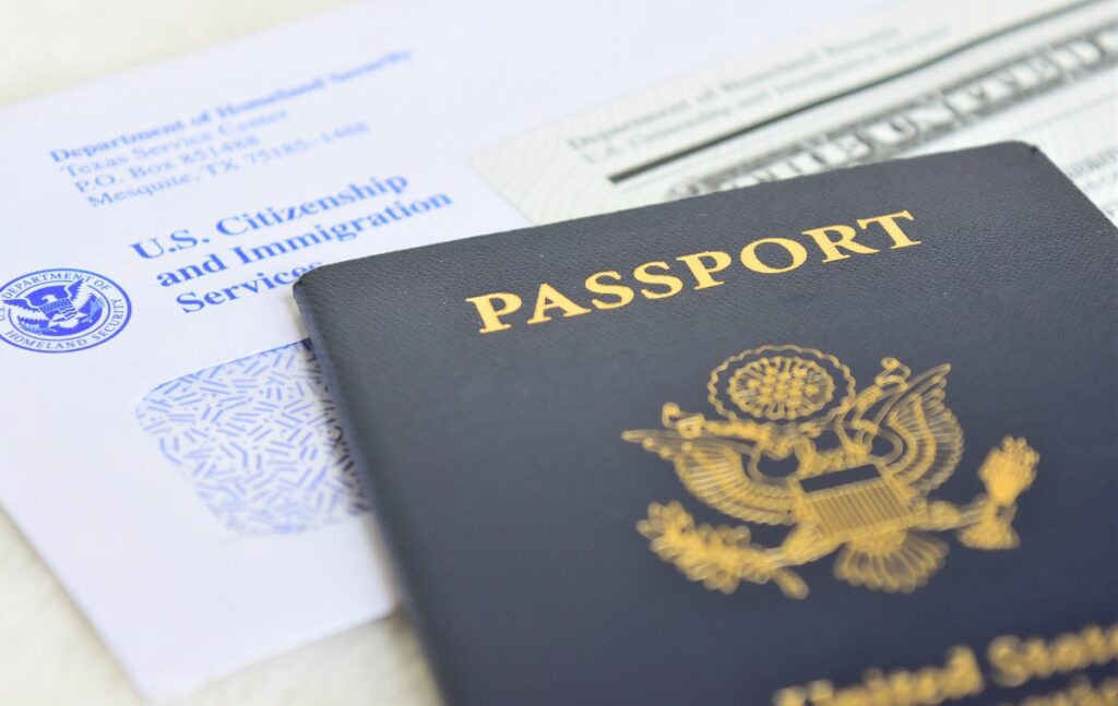 American Passport and U.S. Citizenship through Parents