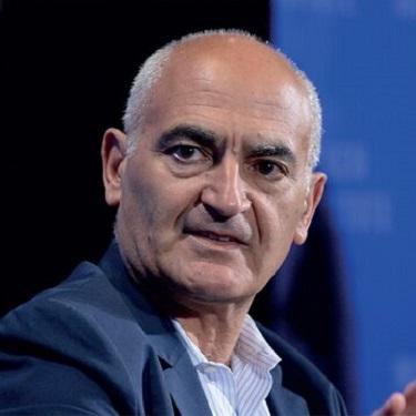 Moncef Slaoui, Moroccan American immigrant